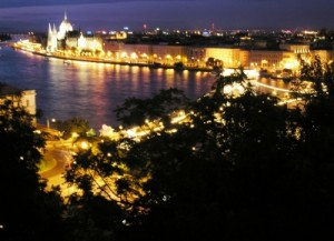 Budapest Nachtleben