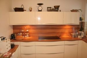 Ferienwohnung Budapest Küche Front